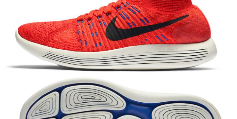 Nuevos zapatos Nike para correr, los LunarEpic Flyknit