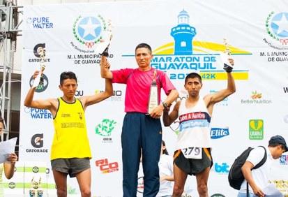 Maratón de Guayaquil 2016