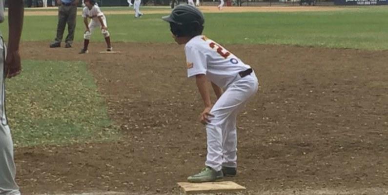 Buen béisbol en Miraflores