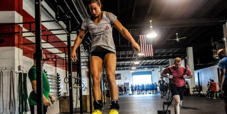 Los 10 mejores ejercicios de Crossfit