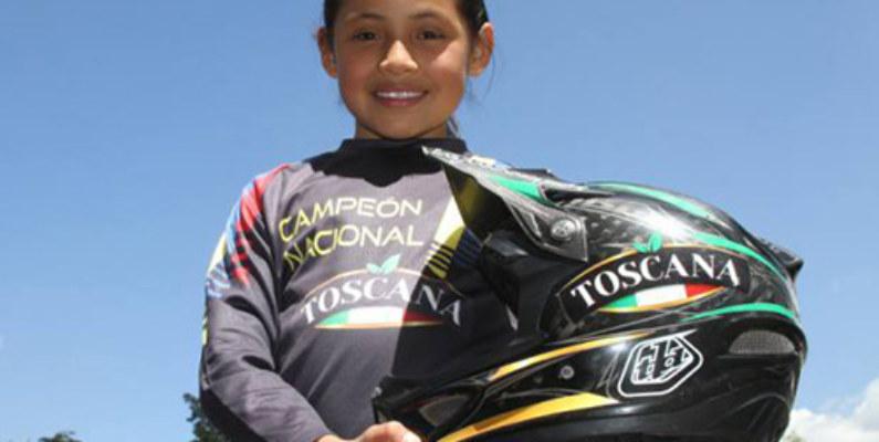 Gisela Alvarado lista para defender su título mundial