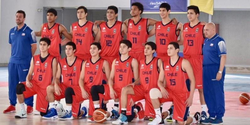 Campeones Sudamericanos: La selección sub-17 ilusiona a Chile