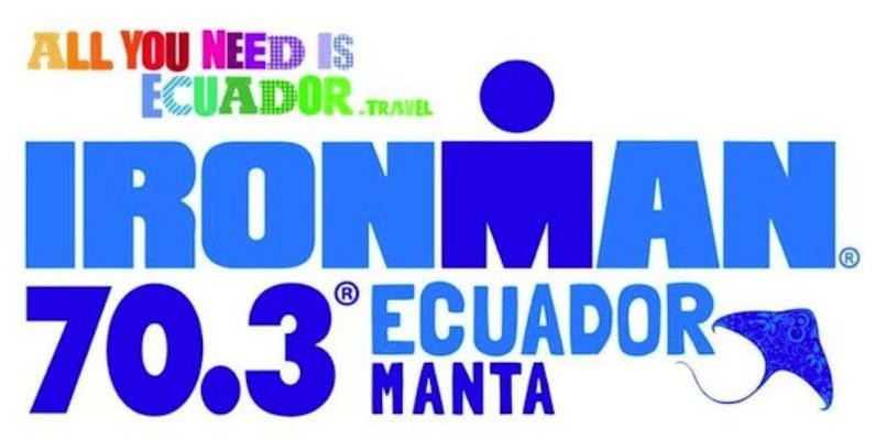 Se viene el Ironman 70,3 en Manta