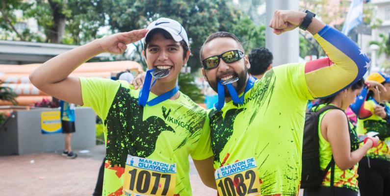 La Maratón de Guayaquil abrió inscripciones