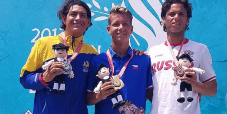Medalla de plata para Ecuador en los Juegos Sordolímpicos
