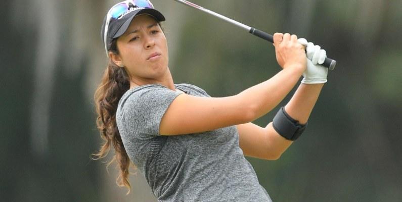 Daniela Darquea, la golfista ecuatoriana que nos llena de orgullo