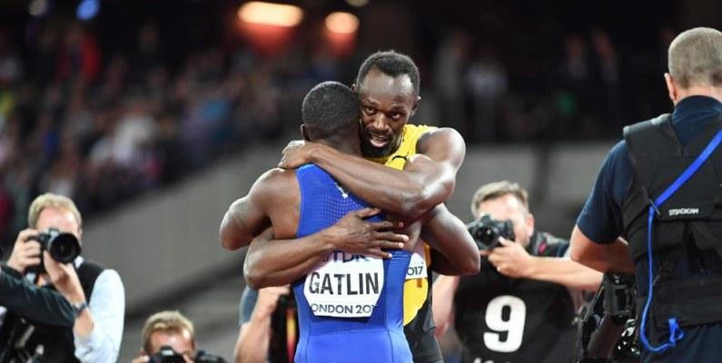 Usain Bolt se quedó con el bronce en sus últimos 100 metros