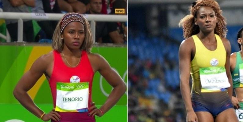 Tenorio y Landázuri fuera de las semifinales de 100 metros en Mundial de Atletismo