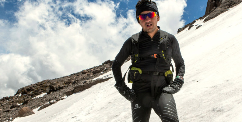 El Récord Guinness del atleta ecuatoriano Millán Ludeña