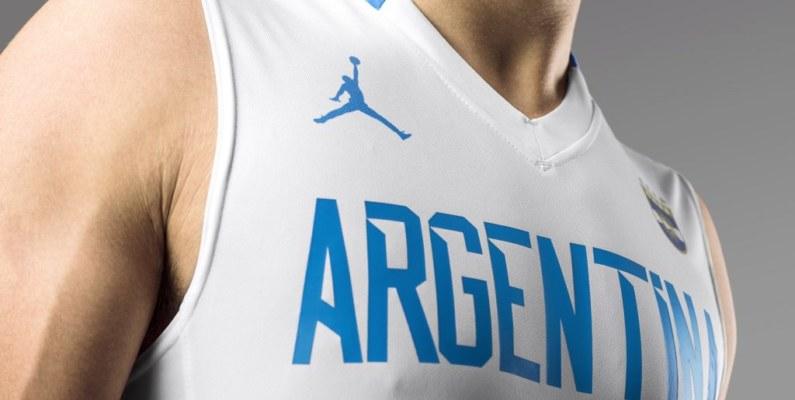 La Confederación Argentina de Básquet anunció su vínculo con Jordan