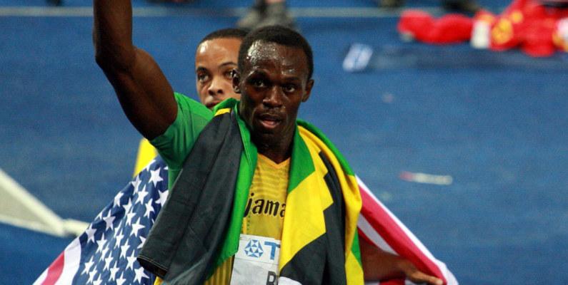 Hoy se despide Usain Bolt