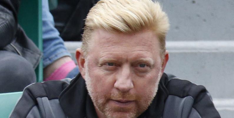 Boris Becker es el nuevo jefe del equipo de tenis de Alemania