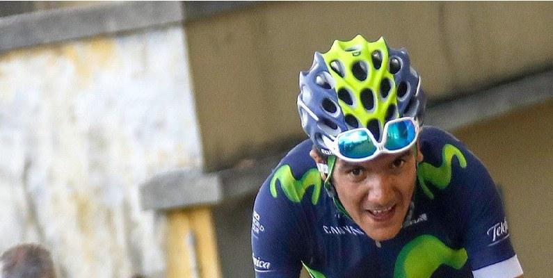El ecuatoriano Richard Carapaz competirá en la Vuelta a España