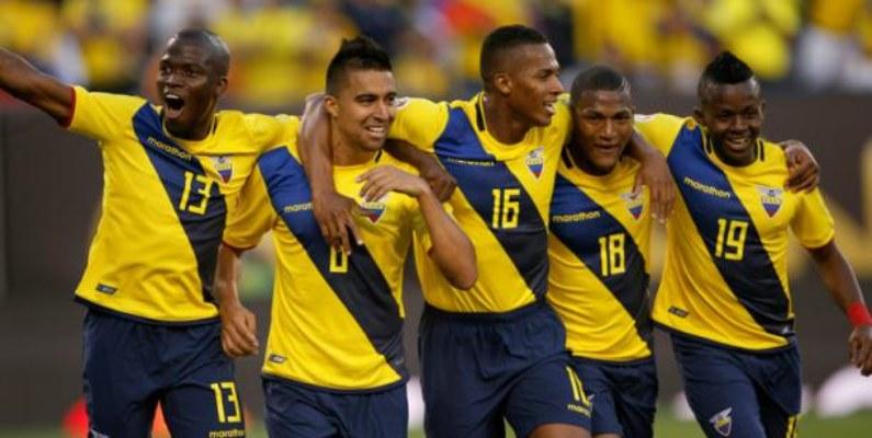 Ya están los 27 convocados de Ecuador para Eliminatorias