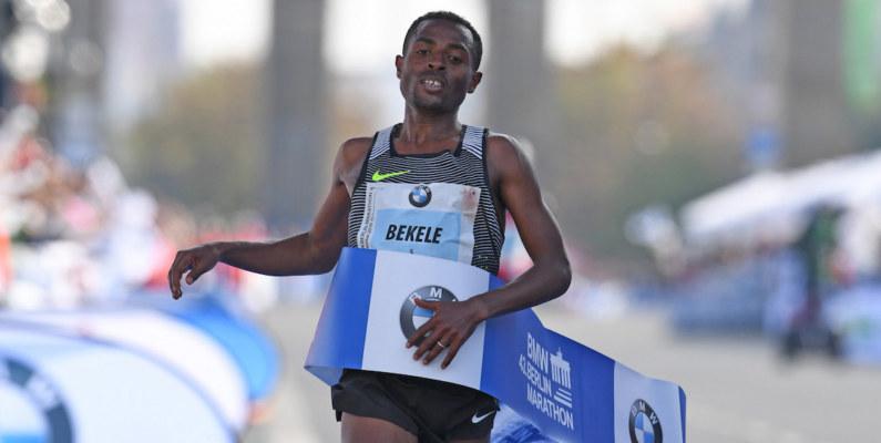Los 3 mejores corredores de maratón del mundo estarán en Berlín
