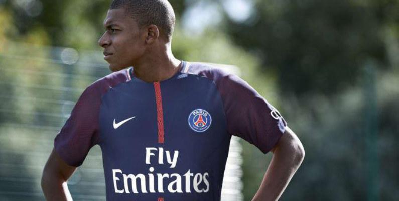Kylian Mbappé es nuevo jugador del París Saint-Germain