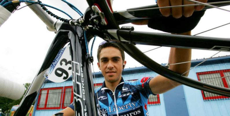 10 momentos para entender la carrera de Alberto Contador