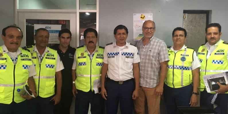 DM3 coordina operativo de tránsito con ATM y METROVÍA para la Maratón de Guayaquil