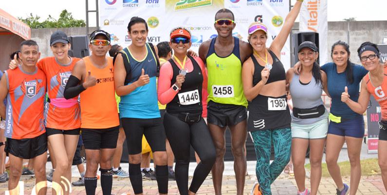 30K: la carrera que puso a correr a Samborondón