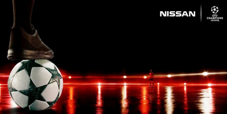 Nissan amplía su patrocinio de la UEFA Champions League hasta 2021