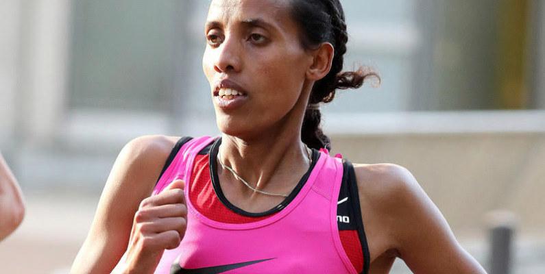 La corredora Fate Tola regresa para la maratón de Frankfurt