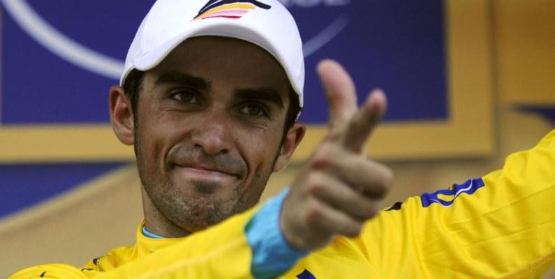 Alberto Contador se retira del ciclismo
