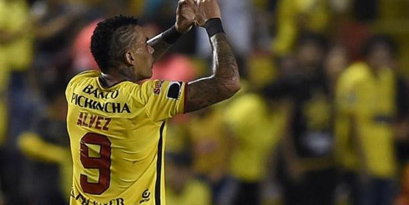 Barcelona SC empató con Santos en la ida por Copa Libertadores