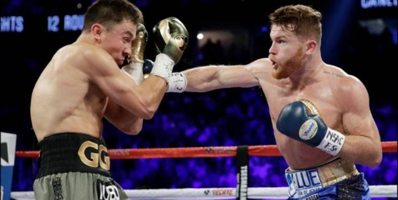 Canelo y Golovkin empataron en vibrante y polémica pelea