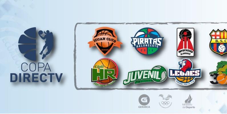 Vídeo: Llegaron los playoffs de la Copa Directv de Baloncesto