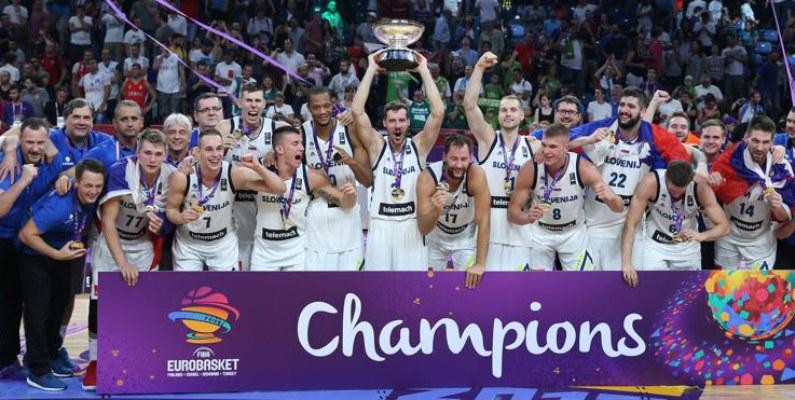 Eslovenia se coronó campeón del Eurobasket 2017