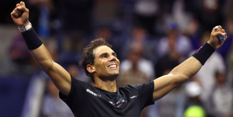 Rafael Nadal conquistó su tercer Abierto de los Estados Unidos