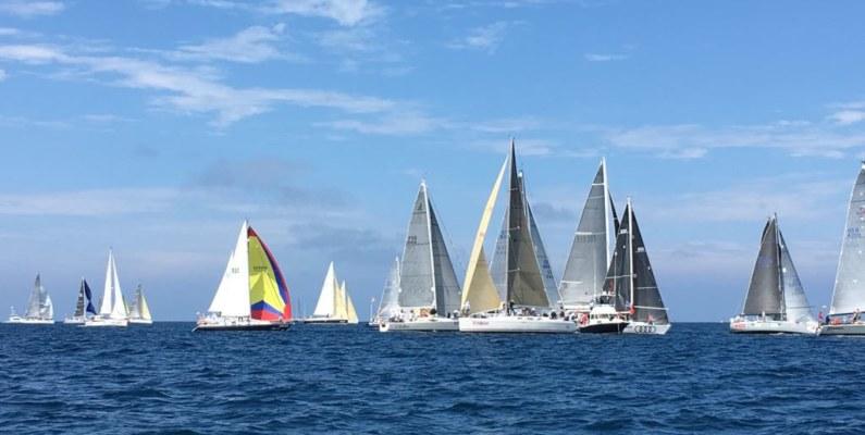 Vela: La Copa Galápagos 2017 sigue su curso