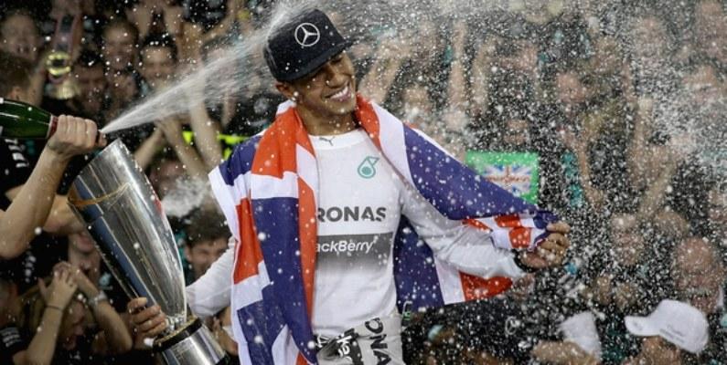 Lewis Hamilton conquista la Fórmula Uno por cuarta vez