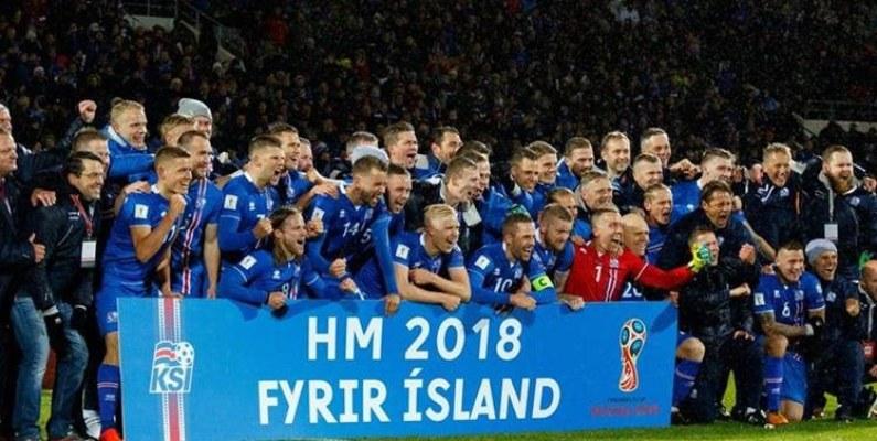 Islandia hace historia y clasifica a su primer mundial
