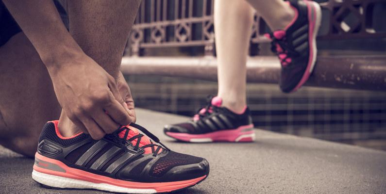 ¿Cómo limpiar los zapatos de running?