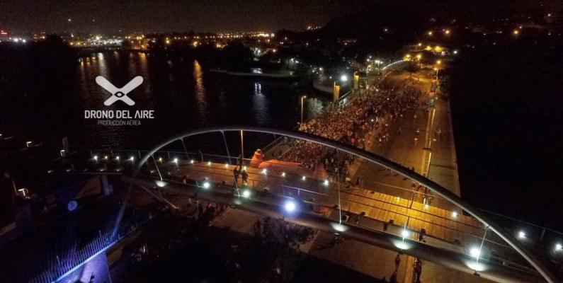 Vídeo: La Maratón de Guayaquil vista desde el aire
