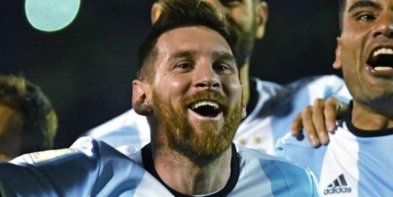 Lionel Messi es el goleador histórico de las Eliminatorias Sudamericanas