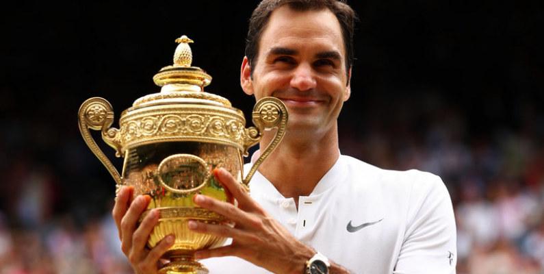 Roger Federer reveló las claves para convertirse en leyenda del tenis