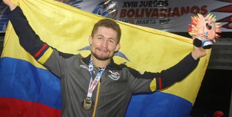 Judo: Lenin Preciado le da medalla de oro a Ecuador en los Juegos Bolivarianos