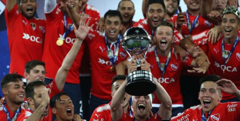 Independiente de Avellaneda es el nuevo campeón de la Copa Sudamericana