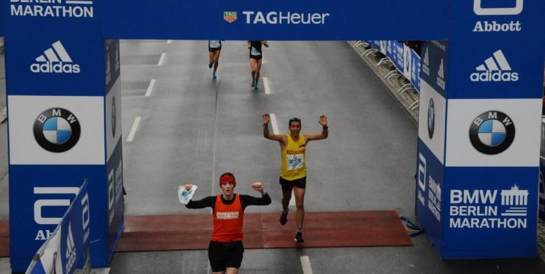 La increíble historia del ecuatoriano Geovanny Romero y sus Six Marathon Majors