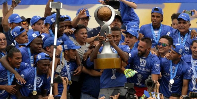 El Club Sport Emelec es el campeón del fútbol ecuatoriano