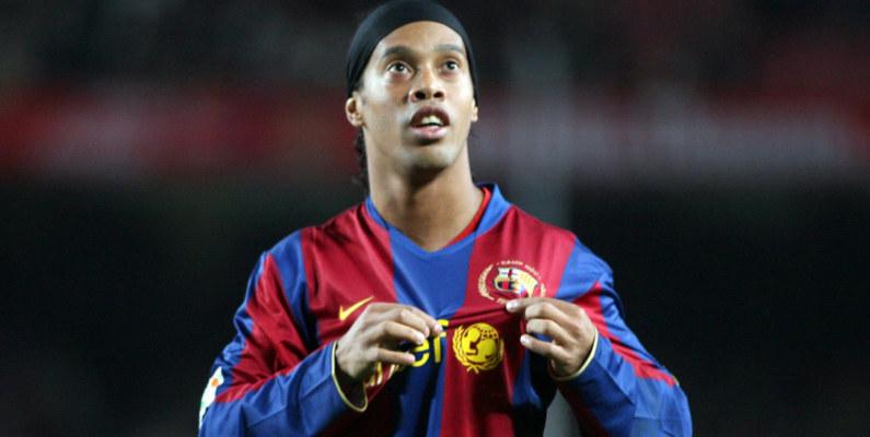 """Ronaldinho se despide con una carta: """"Hice lo que más amé…"""""""