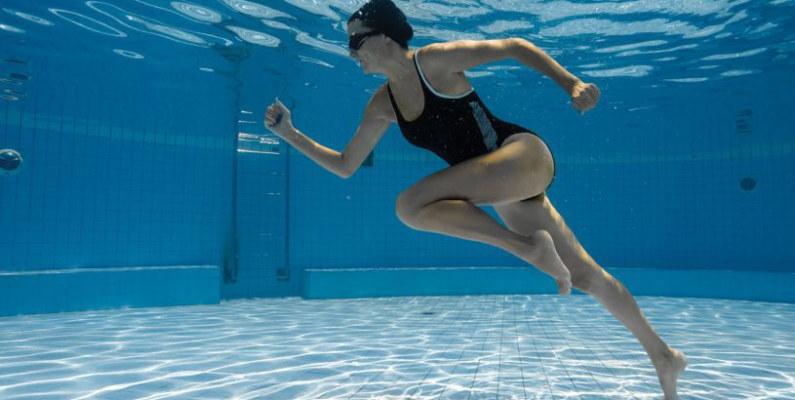 Entrenar en el agua, grandes beneficios a tener en cuenta