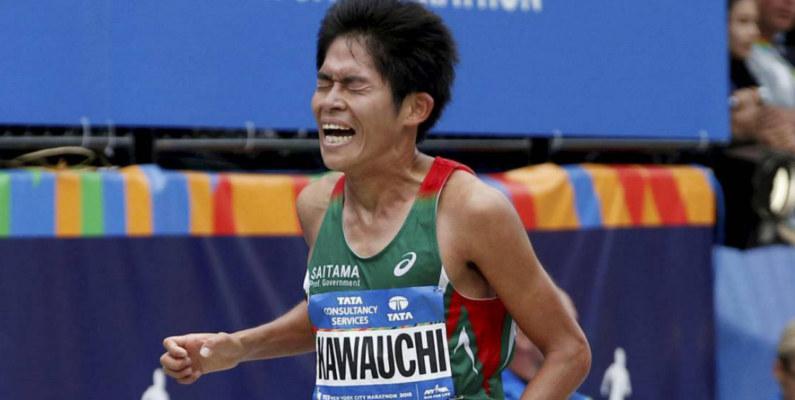 ¿Quién es Yuki Kawauchi? Élite, una maratón cada 40 días, victoria a 17 grados bajo cero…